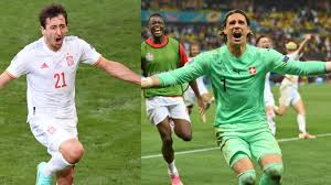 Spain and switzerland will go head to head in saint petersburg, russia, to be the first side to reach the semi finals of euro 2020. 3q8mzkctzzc Xm