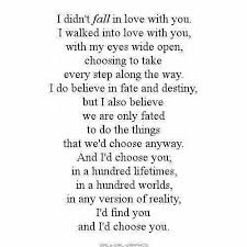 Destiny Love Quotes Gorgeous I Do Believe In Fate And Destiny But I Also Believe We Are Only