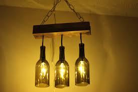 diy beer bottle chandelier img 1445 17 lights