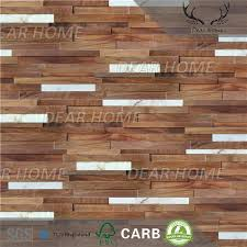decorative wood wall tiles. 3D Prefinished Decorative Wood Wall Panels Tiles