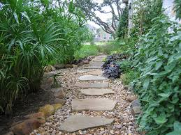 Small Picture Walkways and Pathways Custom walkway design Austin