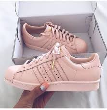 adidas shoes 2016 for girls tumblr. shoes: adidas superstars, adidas, pink, rose gold, pastel dor shoes 2016 for girls tumblr