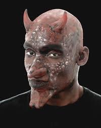 woochie devil prosthetic set