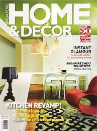 Home Decor Magazine Cool Home Design Magazine