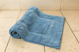 our pick lands end supima non skid bath rug