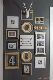 updated hall gallery wall little house of four updated gallery wall endlessinspirations