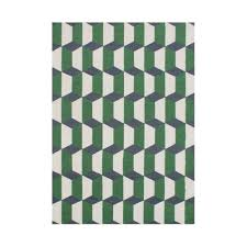 forest green 5 ft x 8 ft area rug