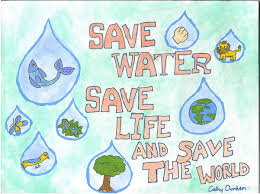 save water save earth my salad days save water save earth