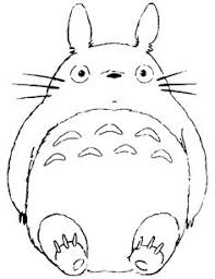 Small Picture Coloring Totoro Coloring Pages coloring sheets Pinterest