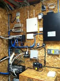 wiring diagram image for home network automation structured media AFCI Circuit Bedroom Wiring-Diagram at Wiring Diagram For Media Room