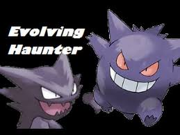 Haunter Pokemon Evolution Chart How To Evolve Haunter With Pictures Wikihow