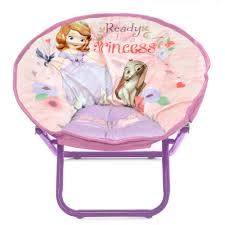 Sofia The First Bedroom Decor Toddler Mini Saucer Chair Your Choice In Character With Room