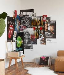 25 cool poster decor ideas for college