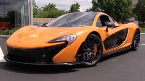 2015 McLaren P1 - Start Up, Exhaust & In Depth Review - YouTube