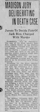 McKinely Shelton 1935-08-30 Madison Jury Deliberating in death Case -  Newspapers.com
