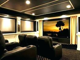 Theater room lighting Finished Basement Home Theater Room Decorating Ideas Rooms Design Decor Movie Home Design Ideas Home Theater Room Decorating Ideas Rooms Design Decor Movie