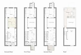 4 bedroom house plans 2 story uk awesome row house plans elegante 3 bedroom house floor