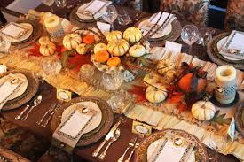 thanksgiving table centerpieces. Anyone Can Decorate Thanksgiving Table Decorating Ideas Centerpieces