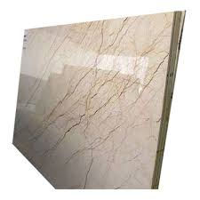glossy marble slab usage flooring and countertops