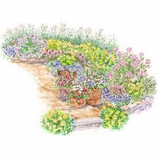 cottage garden plans.  Cottage Free Garden Plan Pinterest 100178543 Inside Cottage Plans A