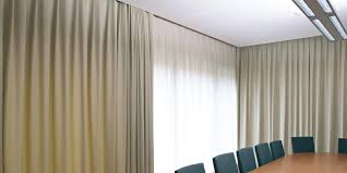 curtains for office. 5 Reasons To Upgrade Motorised Curtains In Your Office For N