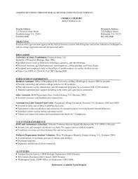Hvac Resume Objective Examples. hvac resume objective examples ...