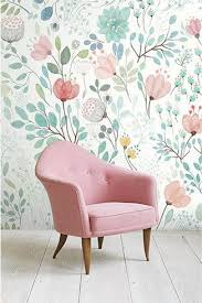 Beautiful Pretty Wallpaper   Chic Little Girls Room. Ok... Seems Like A Bit  Much...... But Imagine Shat You Could Do With This!!! Même Si Cu0027était Juste  Comme Un ...
