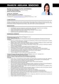 Standard Cv Format Bangladesh Professional Resumes Sample Online ...