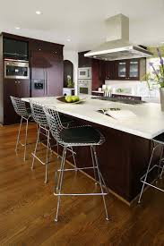 Wooden Floor For Kitchen 52 Dark Kitchens With Dark Wood And Black Kitchen Cabinets
