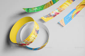 Free for personal and commercial use zip file includes: Event Wristband Mockup Free Psd Free Psd Mockups Template Promockups
