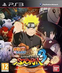 Naruto Shippuden Ultimate Ninja Storm 3 (PS3) - Playstation 3