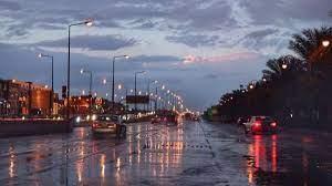 أمطار غزيرة في الرياض.. والأرصاد تحذر