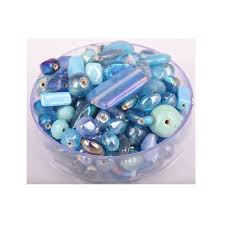 round fire polished glass beads size hole size 1mm