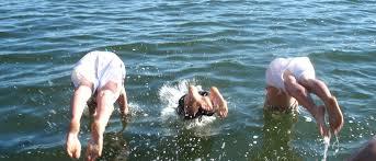 Bildresultat för bada dyka sommar brygga