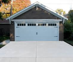 20 foot garage door with carriage style by regencygarages