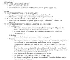 analyzing rhetorical situation essay example coursework how to  analyzing rhetorical situation essay example