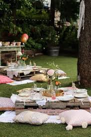 Garden Parties Ideas Set