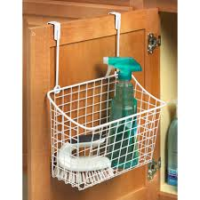 Over The Cabinet Basket Spectrum Diversified Designs Large Over The Cabinet Door Grid