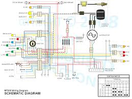 throbbing missile s motorcycle cesspit mt500 wiring diagrams easier to fault i ve decided that the easiest way to make them available is on here click on the images below to enlarge print them out on a4