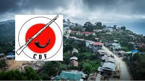 Khah! Chinland Defence Force (CDF) Kong Fiang Tein An Chim Cang – Chin  World News Evening