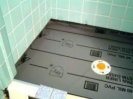 building a tile shower floor drin in diy ceramic pebble