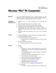 Carpenter Resume Examples Elegant Carpenter Resume Examples