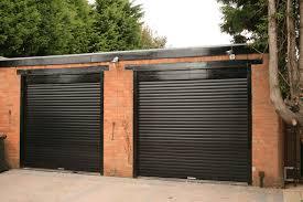 black garage doorsGallery  EasyFit Garage Doors