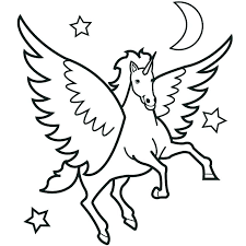 Coloring Printable Unicorn Coloring Pages Free Downloadable Free