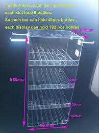 Bar Bottle Display Stand China 100 Step Lighted Wine Display Rack Manufacturers Suppliers 53