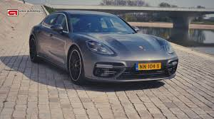 Porsche Panamera Turbo Executive review - YouTube