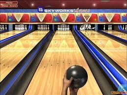 ten pin chionship bowling pro gameplay