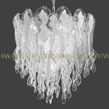 contemporary murano glass chandeliers venice arte inside modern murano glass chandelier gallery 28 of