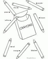 Small Picture Red Pages Crayons PrintablePagesPrintable Coloring Pages Free