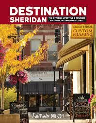 Dana Design Bridger Pack Destination Sheridan Fall 2018 By Kristen Czaban Issuu